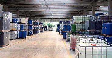 Chemical Storage and Distribution